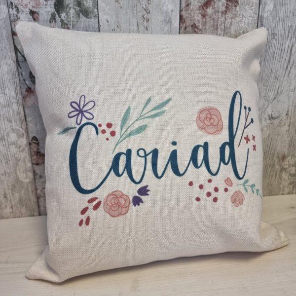 cariad cushion