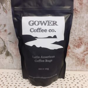 bag of latin american coffee bags