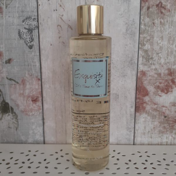 Exquisite scented reed diffuser oil refill
