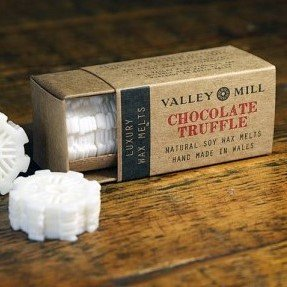 chocolate truffle soy wax melts for candle burner