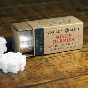 mixed berries soy wax melts for candle burner