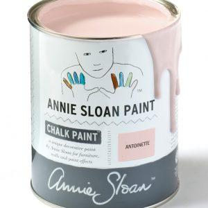 antionette annie sloan chalk paint