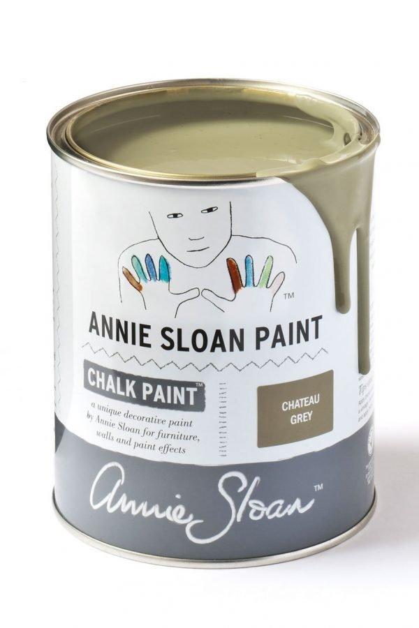 chateau grey annie sloan chalk paint