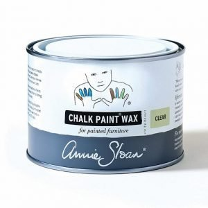 clear chalk paint wax annie sloan
