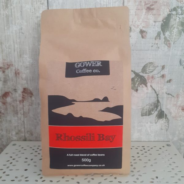 rhosilli bay coffee beans