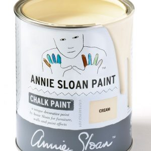 cream annie sloan chalk paint