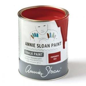 emperors silk annie sloan chalk paint