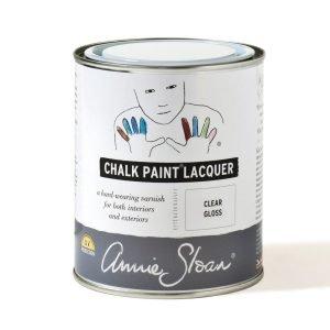 annie sloan lacquer gloss
