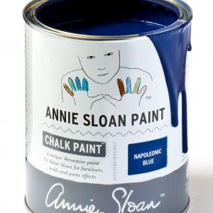 napoleonic blue annie sloan chalk paint