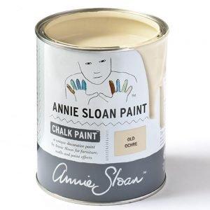 old ochre annie sloan chalk paint