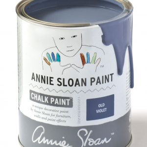 old violet annie sloan chalk paint