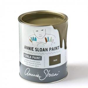 olive annie sloan chalk paint
