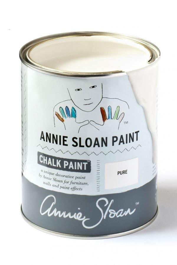 pure annie sloan chalk paint