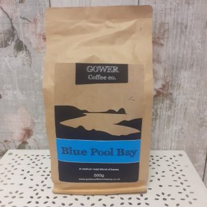 gower coffee beans - blue pool bay