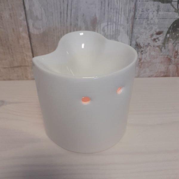 heart oil burner