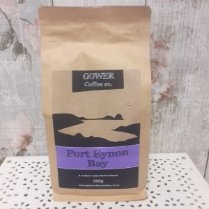 gower coffee beans - port eynon