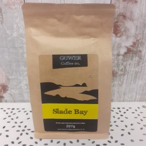 slade bay gower coffee