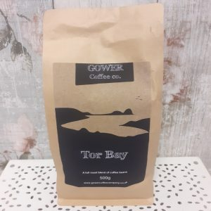 gower coffee beans - tor bay