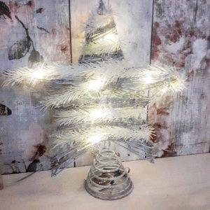 LED Christmas tree topper decoration