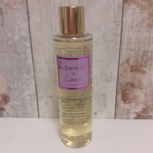lavender and lime reed diffuser oil
