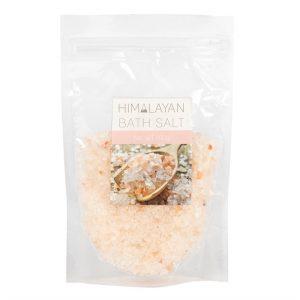 100g himalayan bath salt