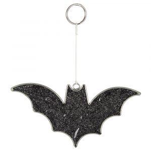 black bat suncatcher